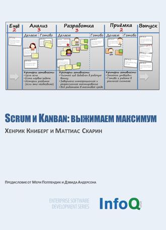 Обложка книги Kanban и Scrum: выжимем максимум